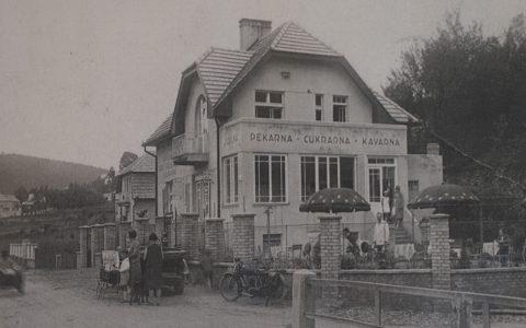 Naše pekárna v meziválečném období
